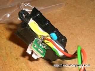 sensor lego cardboard